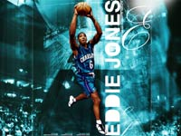 Eddie Jones Hornets Widescreen Wallpaper