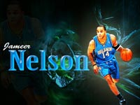 Jameer Nelson Magic Widescreen Wallpaper