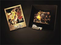 NBA Wallpaper - Magic vs MJ and Kobe vs Lebron