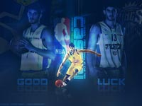Omri Casspi First Israeli In NBA Wallpaper
