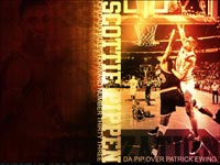 Scottie Pippen Slam Dunk Wallpaper