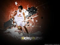 Ricky Rubio Spain National Team Wallpaper