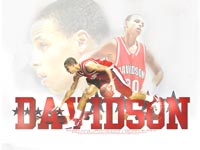 Stephen Curry Davidson Wildcats Wallpaper