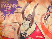 Tyreke Evans Kings Summer League Wallpaper