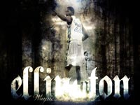 Wayne Ellington North Carolina Widescreen Wallpaper