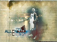 Allen Iverson Grizzlies 1280x960 Wallpaper