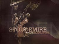 Amare Stoudemire 1280x960 Dunk Wallpaper