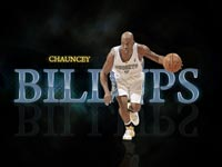 Chauncey Billups Nuggets Widescreen Wallpaper