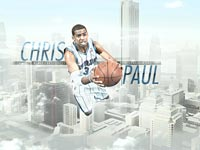 Chris Paul 1440x900 Widescreen Wallpaper