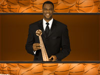 David Robinson 2009 Hall Of Fame Widescreen Wallpaper