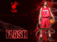 Dwyane Wade Widescreen Wallpaper 001