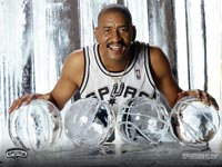 George Gervin Wallpaper