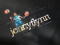 Jonny Flynn Timberwolves Widescreen Wallpaper