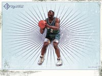 Larry Johnson Wallpaper