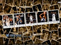Memphis Grizzlies 2010 Widescreen Wallpaper