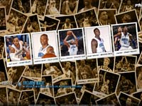 Orlando Magic 2010 Widescreen Wallpaper