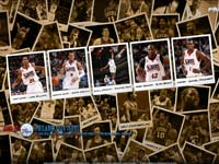 Philadelphia 76ers 2010 Widescreen Wallpaper