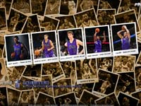 Sacramento Kings 2010 Widescreen Wallpaper