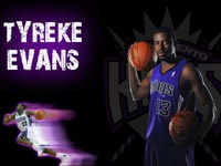 Tyreke Evans Kings 1440x900 Wallpaper
