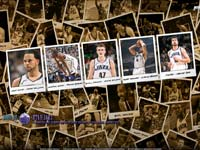 Utah Jazz 2010 Widescreen Wallpaper