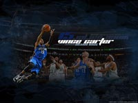 Vince Carter Magic Layup Wallpaper