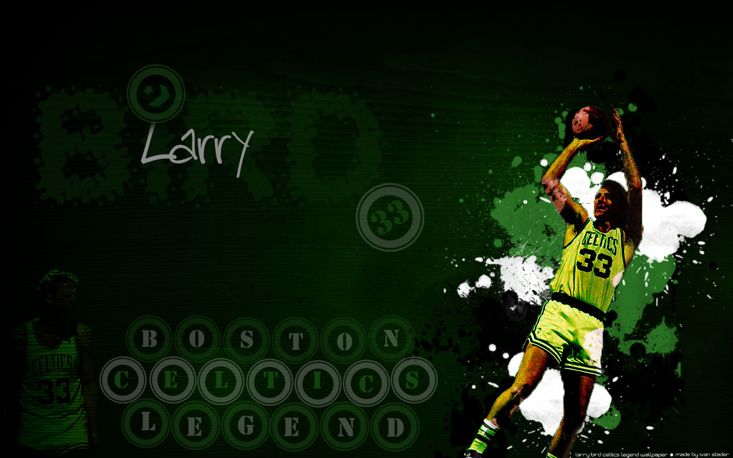 Larry Bird - Photo Set