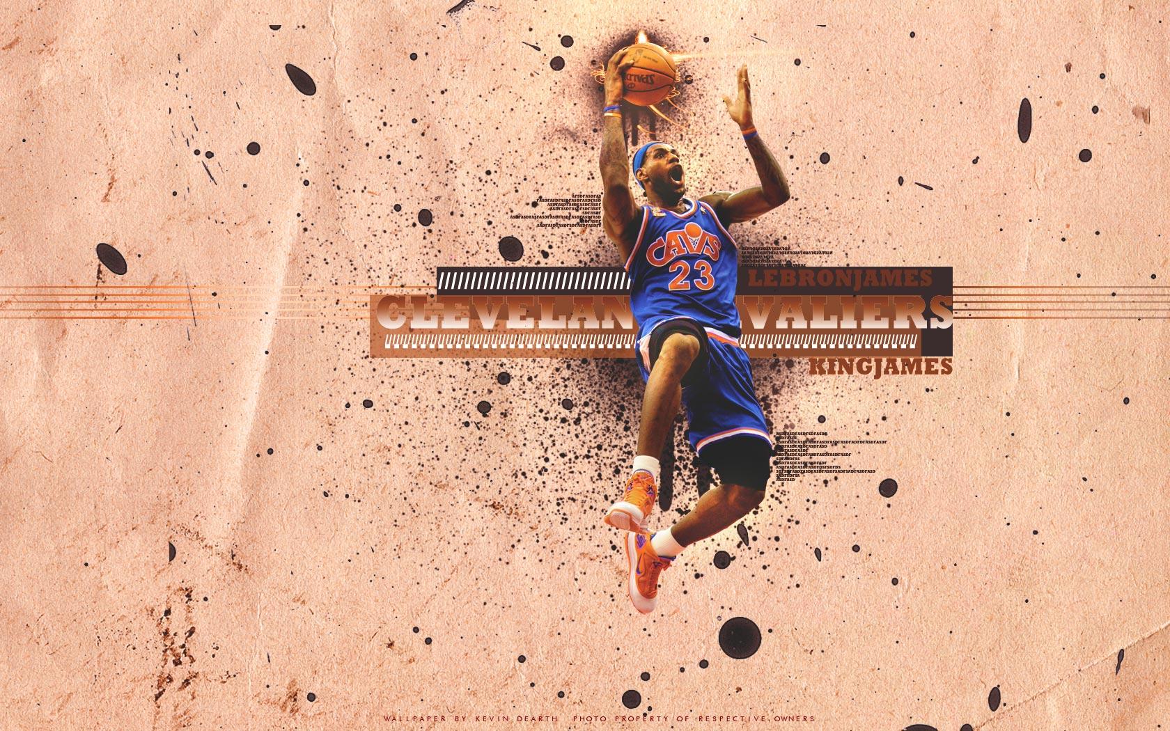 LeBron James Cavs Wallpaper