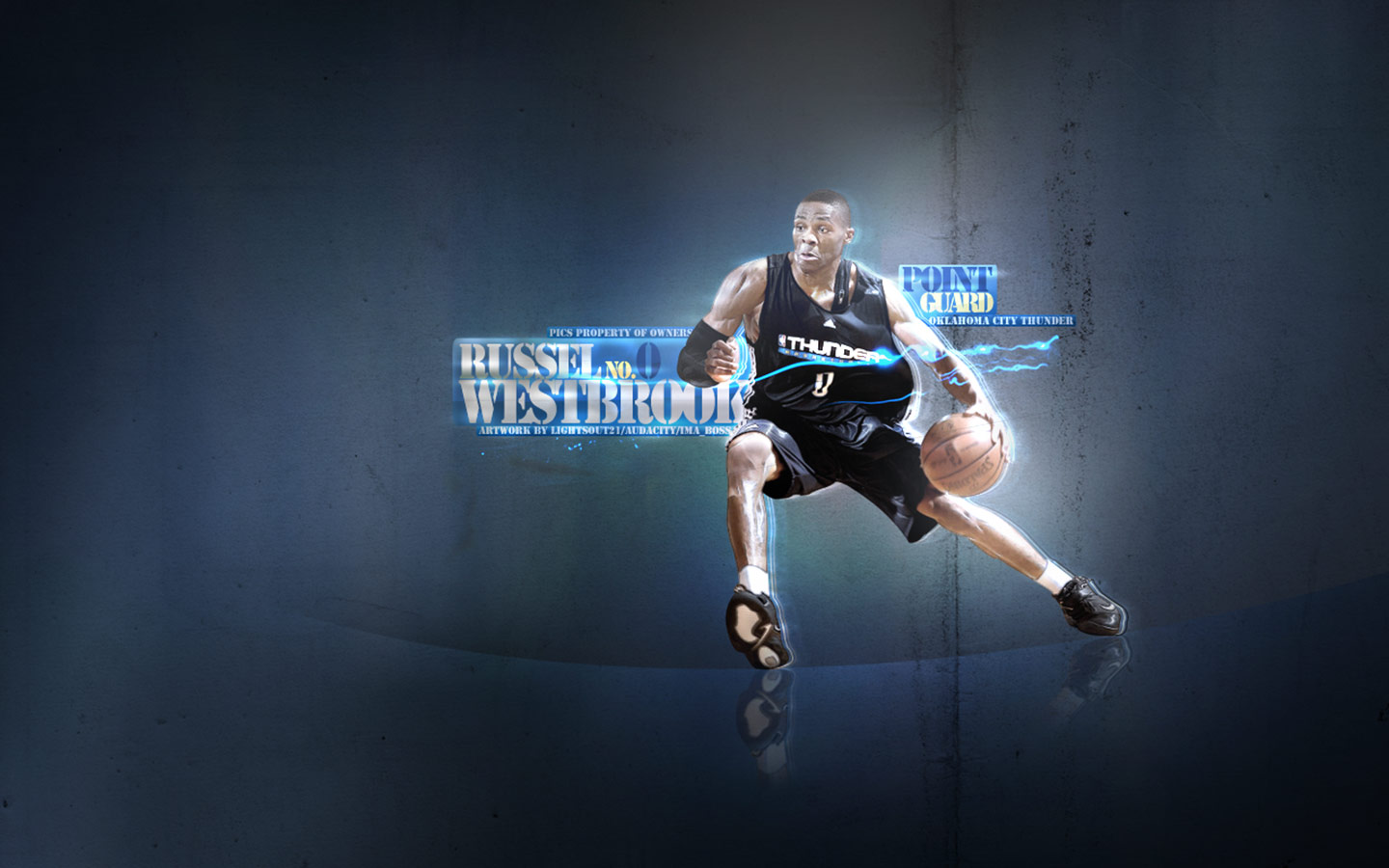 Russell Westbrook Wallpapers at BasketWallpapers.