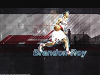 Brandon Roy 1440x900 Wallpaper