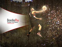 Brandon Roy Blazers Widescreen Wallpaper