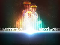 Carmelo Anthony 1440x900 Wallpaper