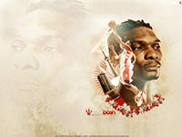 Chris Bosh 1280x1024 Raptors Wallpaper