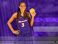 Diana Taurasi 2009 WNBA MVP Wallpaper