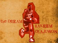 Hakeem The Dream Olajuwon Wallpaper