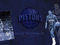 Isiah Thomas Widescreen Wallpaper