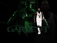 KG Celtics 2010 Wallpaper