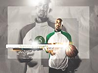 Kevin Garnett 1920x1080 Wallpaper