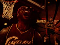 King James Cavaliers Widescreen Wallpaper