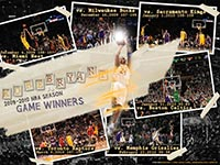 Kobe Bryant 2010 Buzzer Beaters Wallpaper