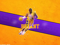 Kobe Bryant 2010 Widescreen wallpaper