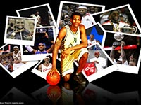 LeBron James Legacy Widescreen Wallpaper