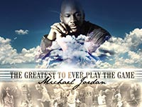 Michael Jordan Greatest Ever Wallpaper