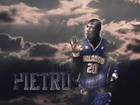 Mickael Pietrus Magic Widescreen Wallpaper