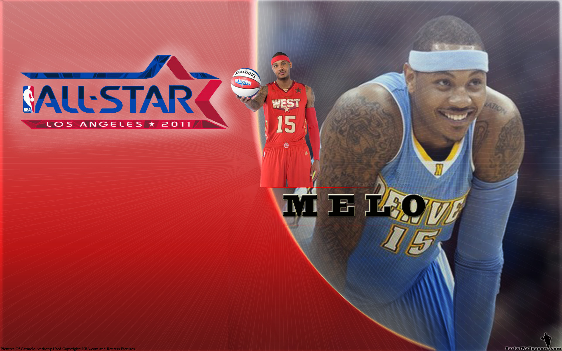 Carmelo Anthony All Star