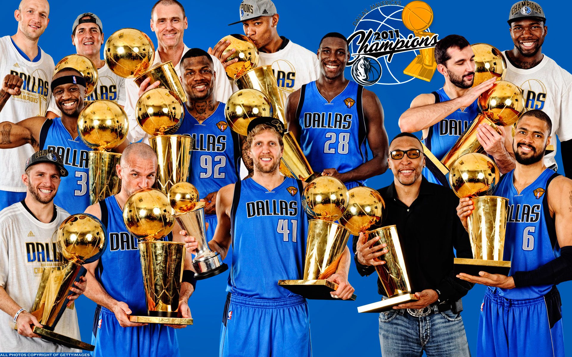 Dallas Mavericks 2011 NBA Champions | Chris L Diaz