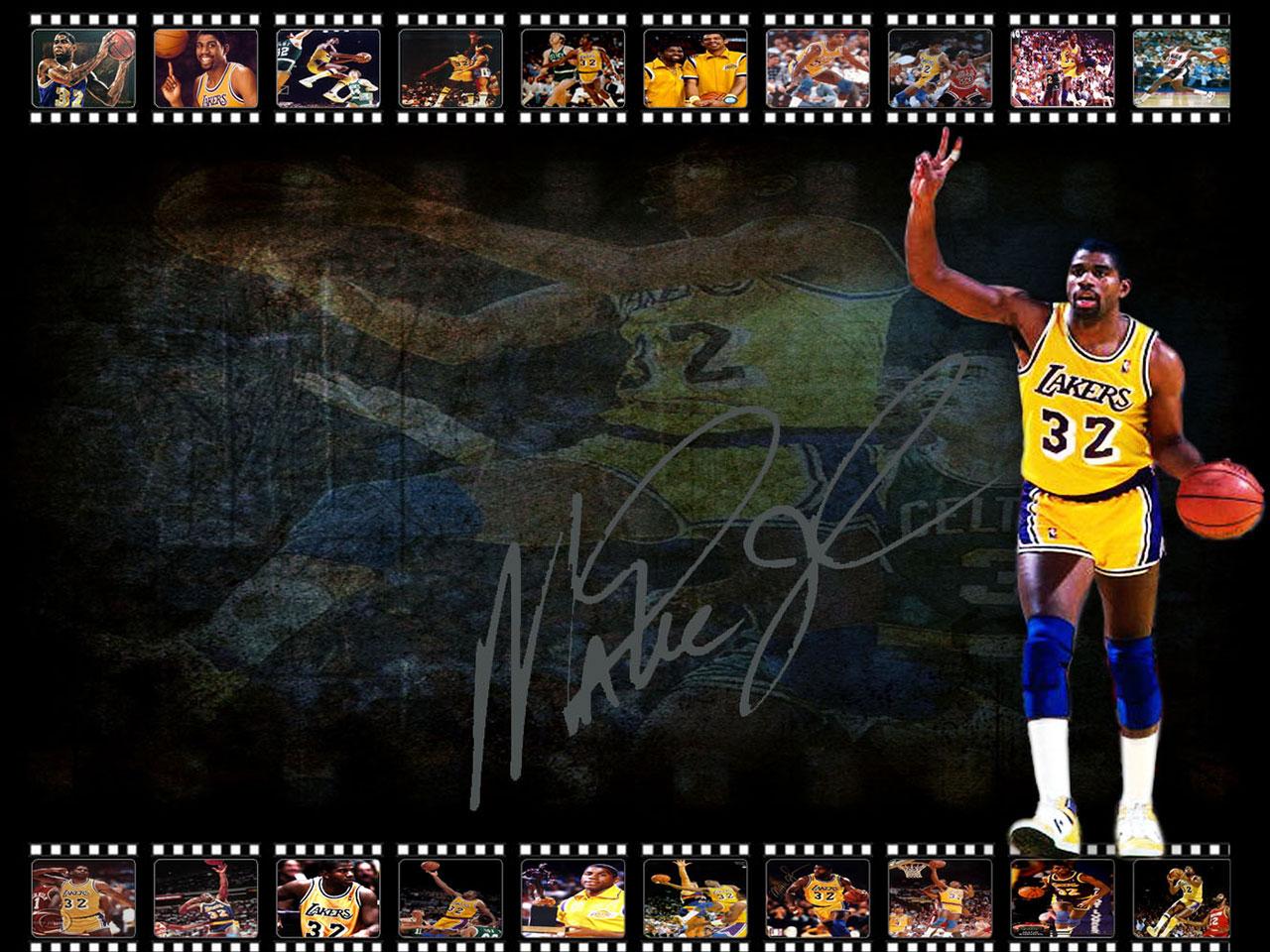 Magic Johnson wallpaper | 1152x864 | #2095