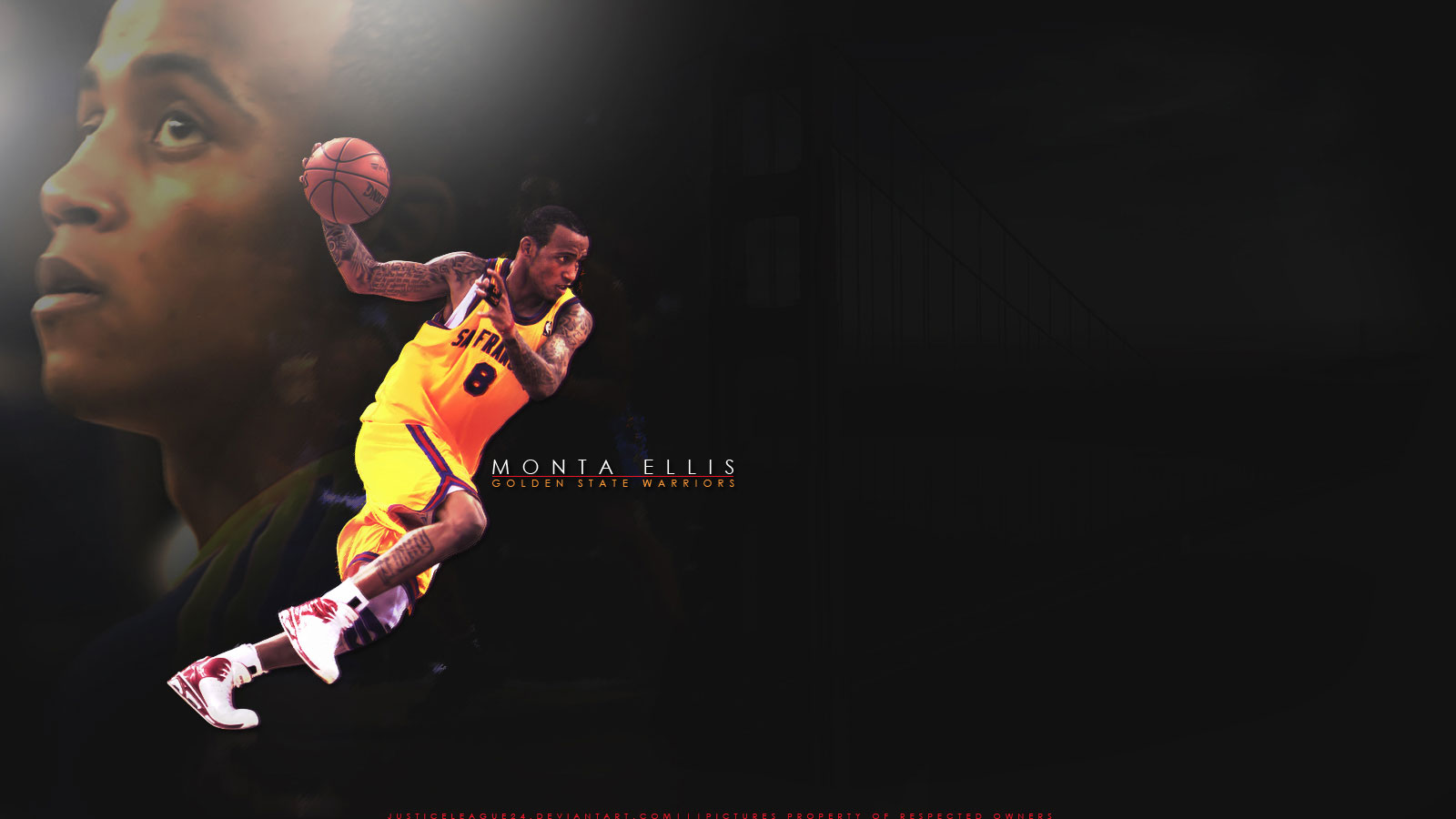 MONTA ELLIS - Basketball Wallpapers