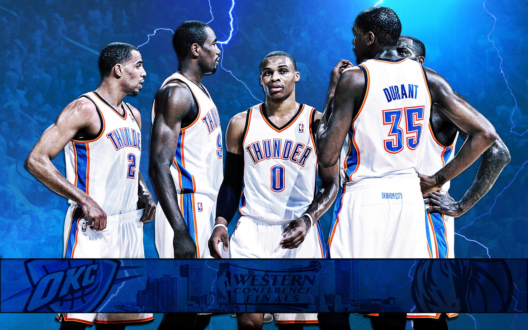 Oklahoma City Thunder Team