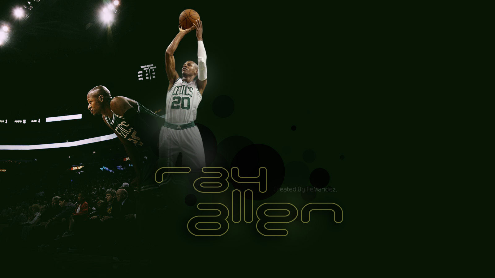 ray allen wallpapers | basketball wallpapers at basketwallpapers
