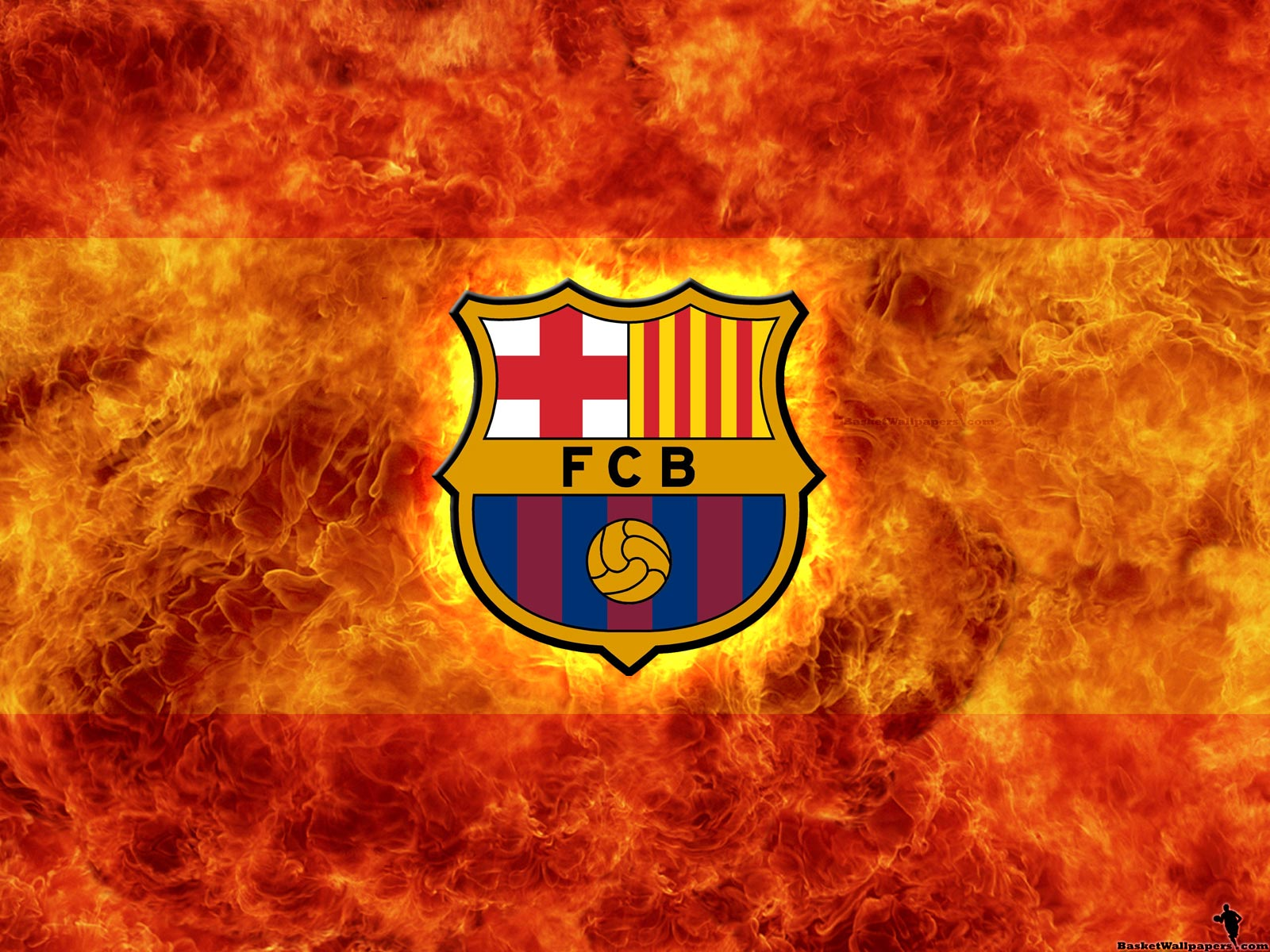 Here's also new wallpaper of Regal FC Barcelona, current Euroleague